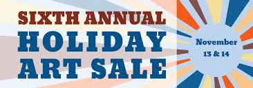 6th Annual Holiday Art Sale