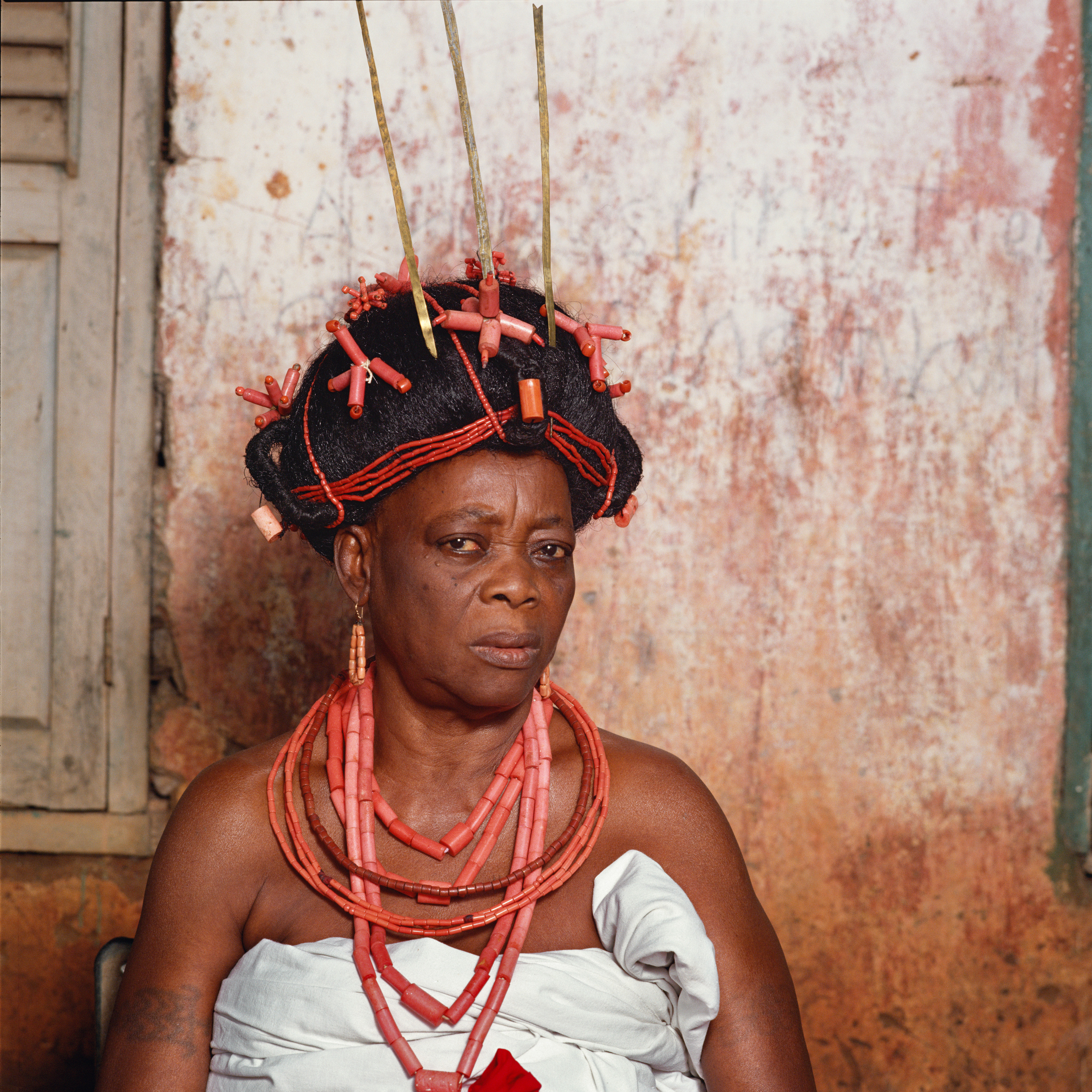 THEATER OF BELIEF: Kings, Chiefs, and Women of Power, Photographs by Phyllis Galembo